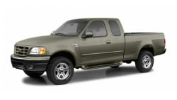 (Lariat) 4x4 Super Cab Flareside 139 in. WB