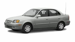 (GL w/Side Impact Air Bags) 4dr Sedan