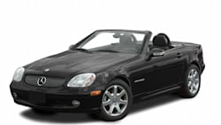(Base) SLK320 2dr Roadster