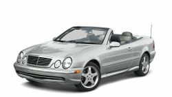 (Base) CLK430 2dr Convertible