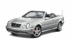 2003 CLK-Class