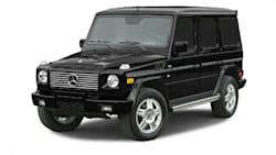 (Base) G55 AMG 4dr All-wheel Drive