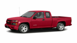 (LS w/Z71 Off-Road) 4x2 Extended Cab 6 ft. box 125.9 in. WB