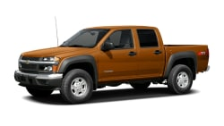 (LS w/Z71 Off-Road/1SF) 4x2 Crew Cab 5 ft. box 126 in. WB