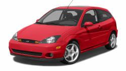 (ZX3) 2dr SVT Hatchback