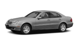 (Base) E500 4dr Rear-wheel Drive Sedan