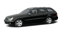 (Base) E320 4dr All-wheel Drive Station Wagon