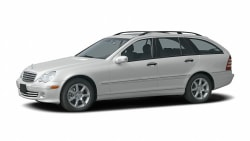 (Base) C240 4dr All-wheel Drive Station Wagon
