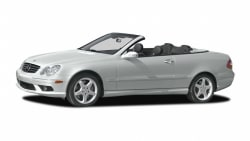 (Base) CLK55 AMG 2dr Convertible