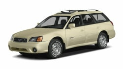 (Limited) 4dr All-wheel Drive Station Wagon