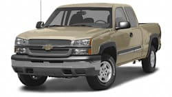 (Work Truck) 4x2 Extended Cab 6.5 ft. box 143.5 in. WB