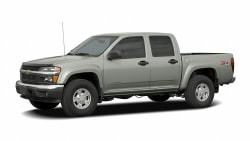 (LS w/Z85 Standard/1SB) 4x4 Crew Cab 5 ft. box 126 in. WB