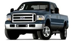 (Lariat) 4x4 SD Super Cab 158 in. WB DRW
