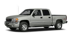 (SLE) 4x2 Crew Cab 5.75 ft. box 143.5 in. WB