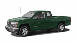 (SL w/Z85 Heavy-Duty) 4x2 Extended Cab 6 ft. box 126 in. WB