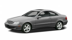 (Base) CLK320 2dr Coupe