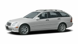 (Luxury) C240 4dr Rear-wheel Drive Station Wagon