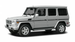 (Base) G500 4dr All-wheel Drive