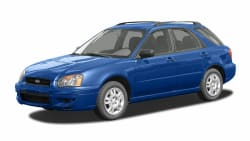 (2.5RS) 4dr All-wheel Drive Wagon