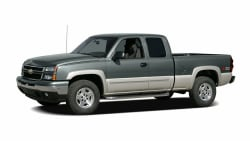 (LT2) 4x4 Extended Cab 5.75 ft. box 134 in. WB