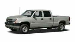 (Work Truck) 4x2 Crew Cab 6.6 ft. box 153 in. WB