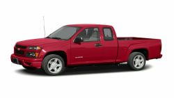 (LS) 4x2 Extended Cab 6 ft. box 126 in. WB