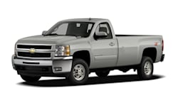 (Work Truck) 4x2 HD Regular Cab 133 in. WB SRW
