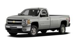 (Work Truck) 4x2 HD Regular Cab 133 in. WB SRW