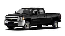 (Work Truck) 4x4 HD Crew Cab 167 in. WB DRW