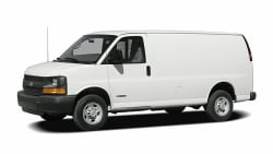 (Work Van) Rear-wheel Drive G2500 Cargo Van