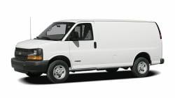 (Upfitter) Rear-wheel Drive G3500 Cargo Van