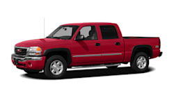 (SL) 4x2 Crew Cab 5.75 ft. box 143.5 in. WB