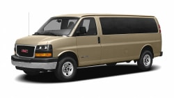 (LS) Rear-wheel Drive G3500 Passenger Van