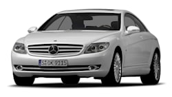(Base) CL600 2dr Coupe