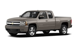 (LTZ) 4x2 Extended Cab 5.75 ft. box 133.9 in. WB