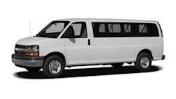 (LT) All-wheel Drive G1500 Passenger Van