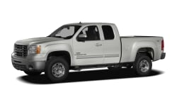 (Work Truck) 4x4 Extended Cab 8 ft. box 157.5 in. WB