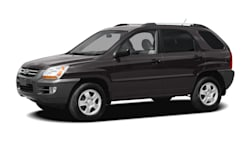 (LX w/o A/C) 4dr Front-wheel Drive