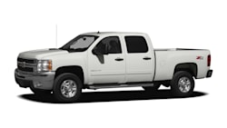 (Work Truck) 4x4 Crew Cab 6.6 ft. box 153 in. WB