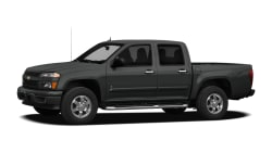 (LT w/1LT/2LT/3LT) 4x2 Crew Cab 5 ft. box 126 in. WB