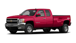 (Work Truck) 4x2 Extended Cab 157.5 in. WB DRW