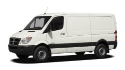 (Base) Cargo Van 144 in. WB