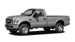 (XLT) 4x4 SD Regular Cab 137 in. WB SRW