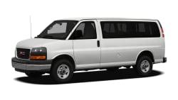 (LT) Rear-wheel Drive Passenger Van