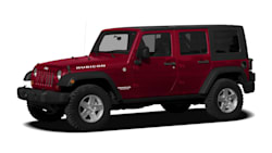 2009 Wrangler Unlimited
