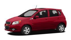 (Aveo 5 LS) 4dr Hatchback