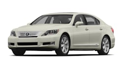 (L) 4dr All-wheel Drive LWB Sedan