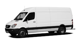 (High Roof) Sprinter Van 3500 Extended Cargo Van 170 in. WB DRW