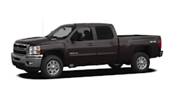 (Work Truck) 4x2 Crew Cab 6.6 ft. box 153.7 in. WB