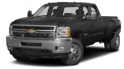(Work Truck) 4x2 Crew Cab 167.7 in. WB DRW